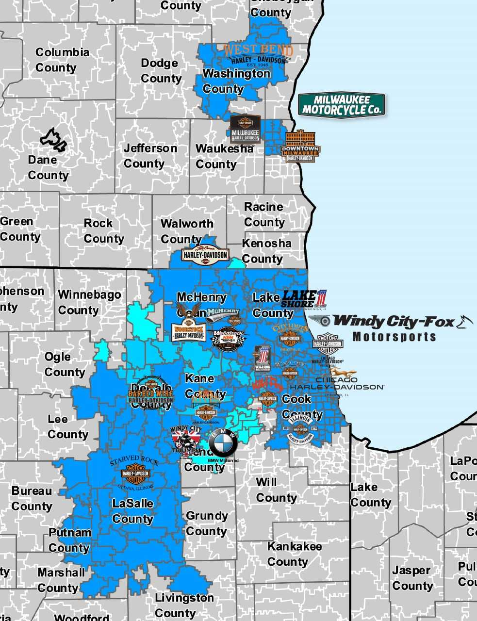 Windy City Motorcycle Company Illinois And Wisconsin Offering